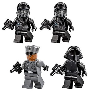 LEGO 75101 - Star Wars First Order Special Forces Tie Fighter_Figuren
