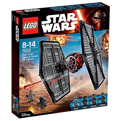 LEGO 75101 - Star Wars First Order Special Forces Tie Fighter