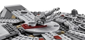LEGO 75105 Star Wars - Millennium Falcon Bordkanone