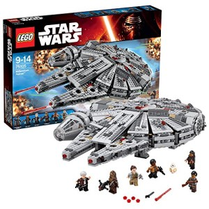 LEGO 75105 Star Wars - Millennium Falcon demo