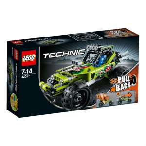 LEGO Technic 42027 – Action Wüsten-Buggy_Karton