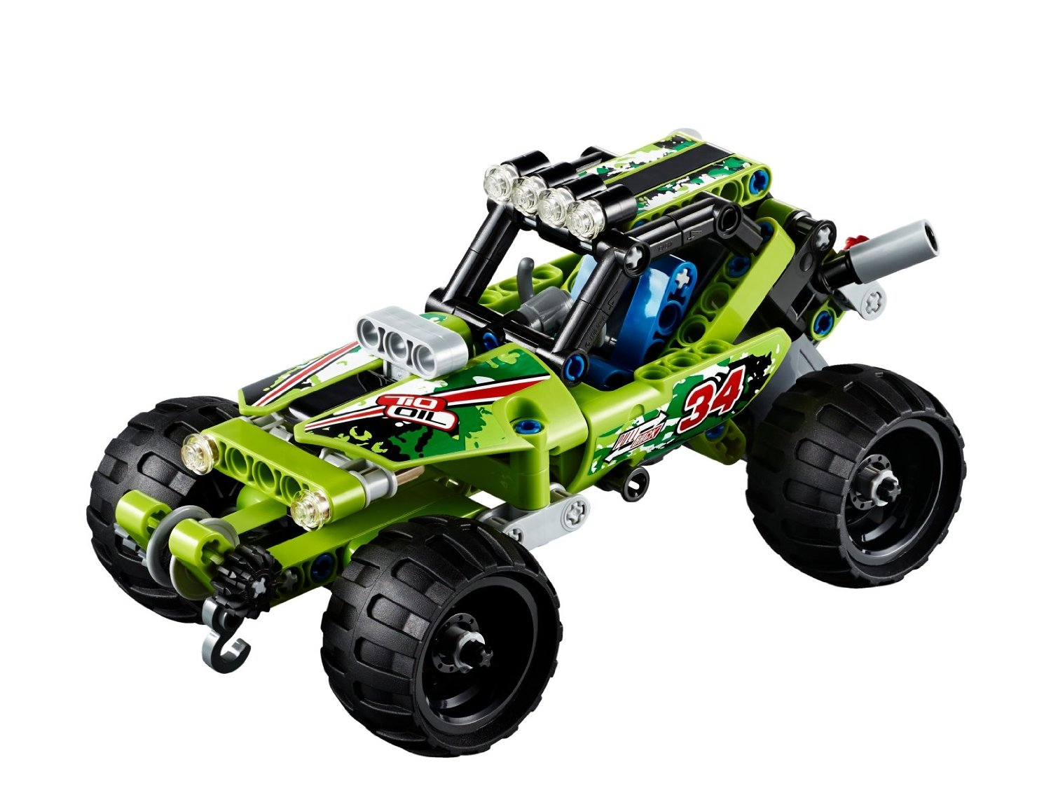 LEGO Technic 42027 – Action Wüsten-Buggy