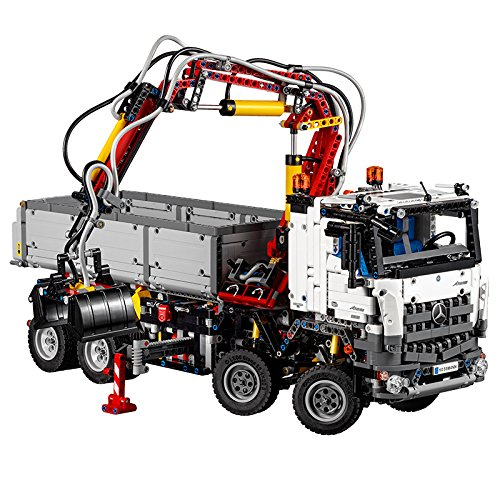 Lego 42043 - Technic Mercedes-Benz Arocs 3245