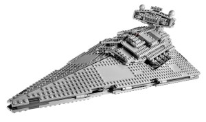 Lego Star Wars 75055 - Imperial Star Destroyer_Front
