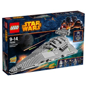 Lego Star Wars 75055 - Imperial Star Destroyer_Karton