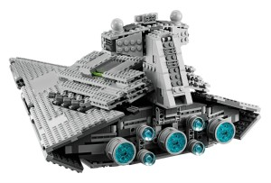 Lego Star Wars 75055 - Imperial Star Destroyer_Ruecken