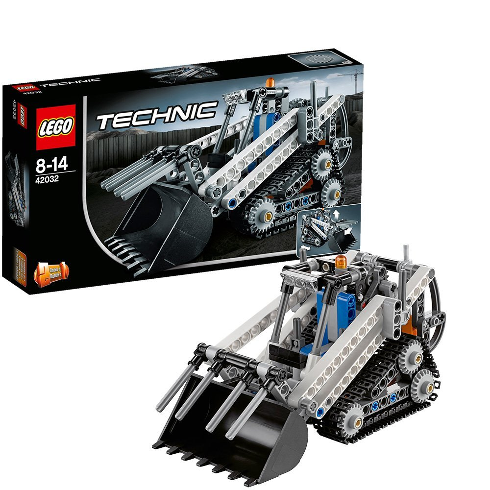 lego technic 42032 kompakt raupenlader technik spielzeug. Black Bedroom Furniture Sets. Home Design Ideas