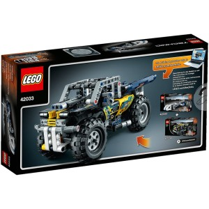lego technic 42033 action raketenauto technik spielzeug. Black Bedroom Furniture Sets. Home Design Ideas