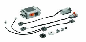 Lego Technic 8293 - Power Functions Tuning-Set_Inhalt