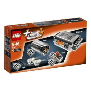 Lego Technic 8293 - Power Functions Tuning-Set_KArton