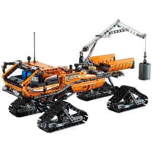 lego technic 42038 arktis kettenfahrzeug technik spielzeug. Black Bedroom Furniture Sets. Home Design Ideas