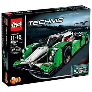 Lego Technic 42039 – Langstrecken – Rennwagen